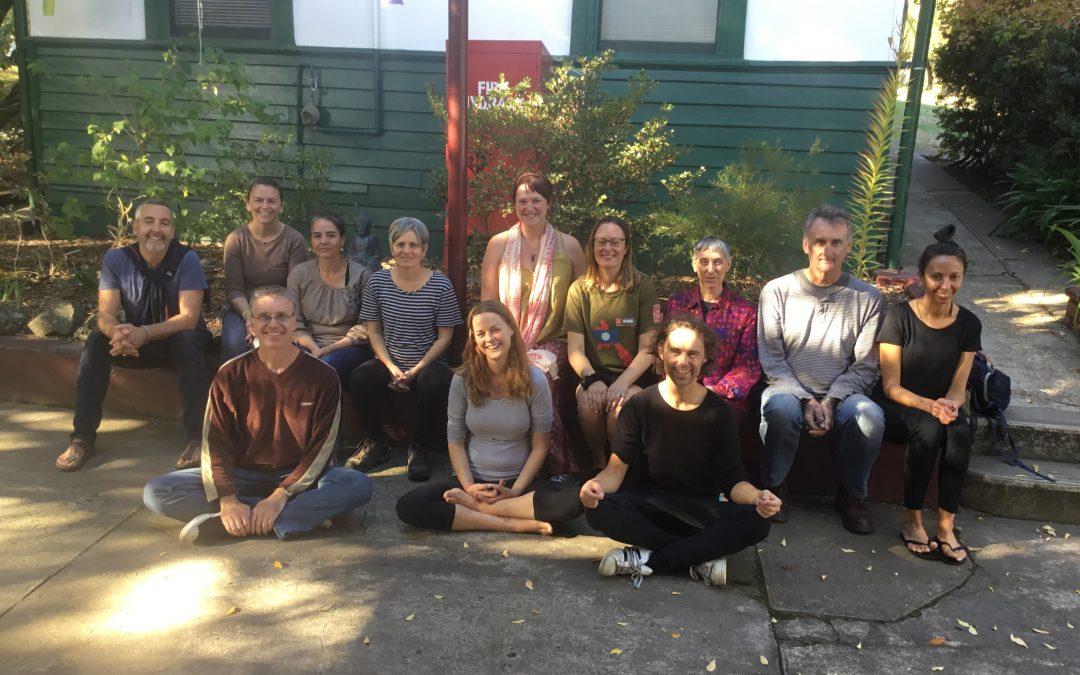 Silent Weekend Meditation & Yoga Retreat